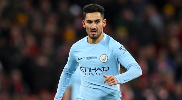 Ilkay Gundogan is not expecting another stroll against Arsenal