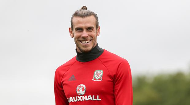 Gareth Bale could play in China the week before the Champions League quarter-finals (Aaron Chown/PA)