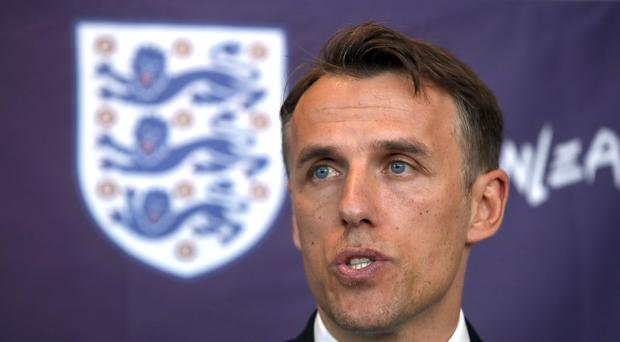 Phil Neville hailed England Women's nerveless performance against France