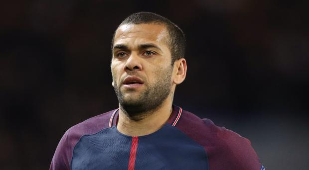 Dani Alves is eager to renew hostilities with Real Madrid