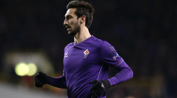 Davide Astori died on Sunday