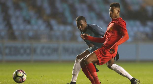 UEFA has found no evidence to support Liverpool youth-team striker Rhian Brewster's claim he was racially abused