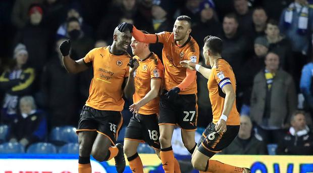 The ownership structure at Sky Bet Championship Wolves has raised concerns with other EFL clubs (Simon Cooper/PA Images)