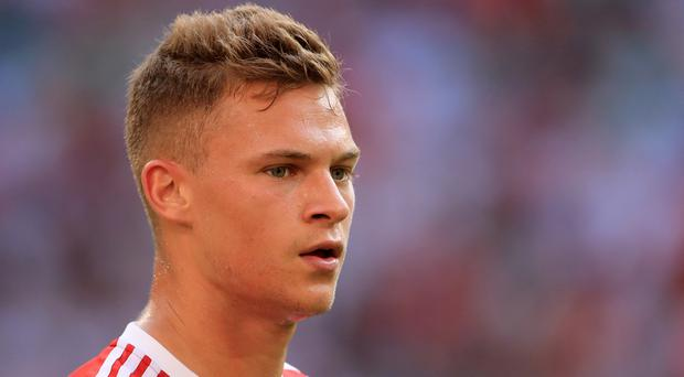 Germany international Joshua Kimmich has signed a new five-and-a-half year contract at Bayern Munich