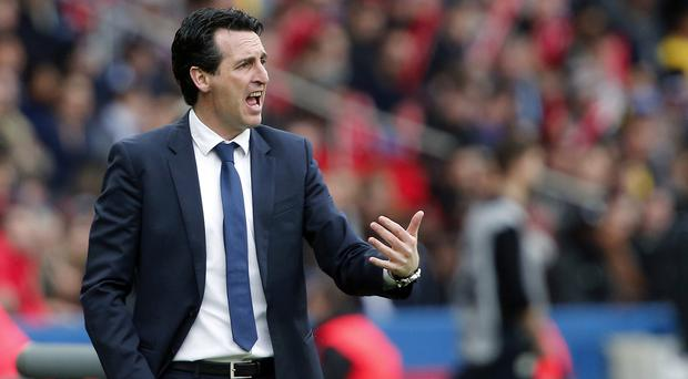 Unai Emery was played with his players' response against Metz