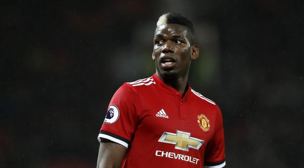 Paul Pogba did not train on Monday