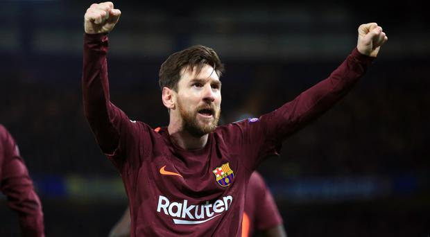 Lionel Messi has been backed to stay at Barcelona