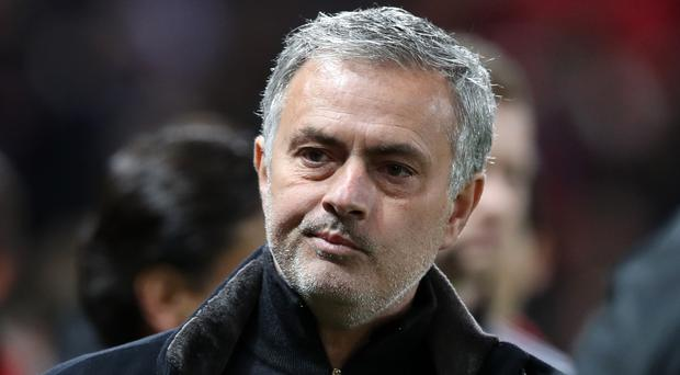 Jose Mourinho faced criticism after defeat to Sevilla