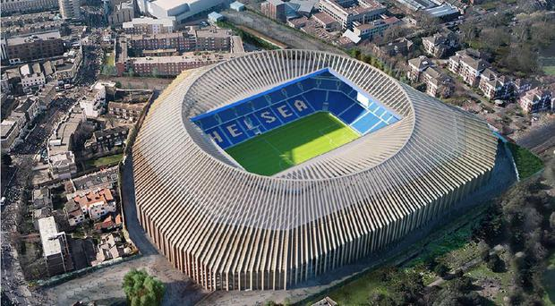 The final obstacle to Chelsea's new Stamford Bridge stadium has been overcome.