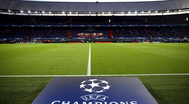 The Champions League quarter-finalists have been decided