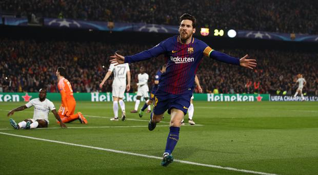 Lionel Messi's trickery was too much for Chelsea