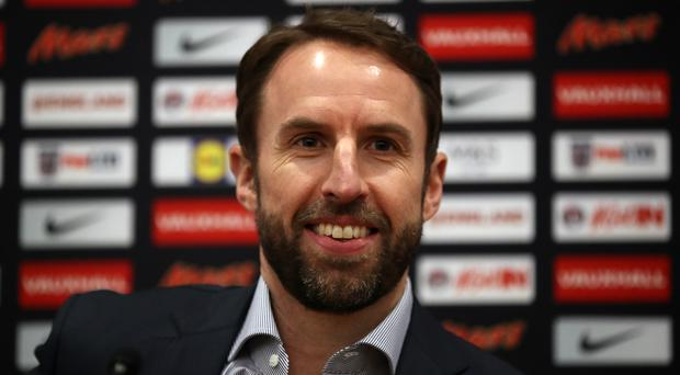 England manager Gareth Southgate is planning for the World Cup