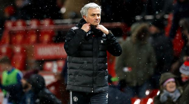 Jose Mourinho criticised his players after the FA Cup win over Brighton