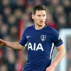 Jan Vertonghen feels Tottenham have an FA Cup advantage with the semi-finals being played at their Wembley home