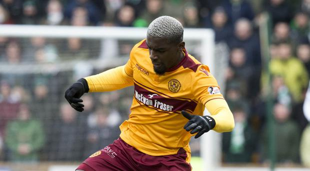 Controversy at Motherwell as Cedric Kipre sees red in draw with Celtic