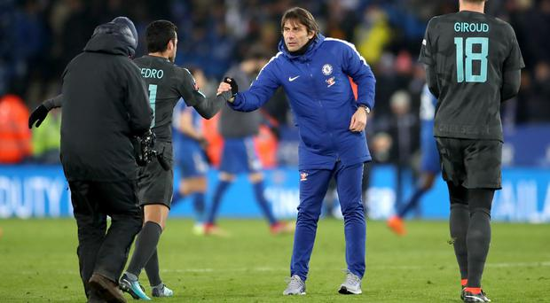 Antonio Conte has targeted FA Cup glory