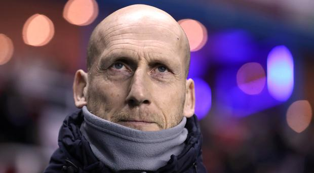Jaap Stam guided Reading to the brink of the Premier League last season