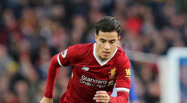 Philippe Coutinho File Photo