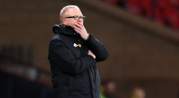 Alex McLeish calls for common sense analysis after Costa Rica defeat on his Scotland retiurn