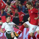 Turkey Republic of Ireland Soccer