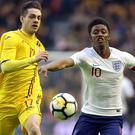 England U21's v Romania U21's – International Friendly – Molineux