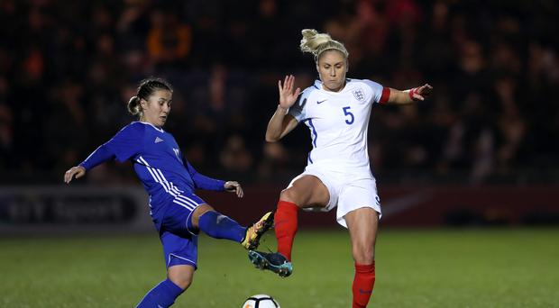 England Women v Kazakhstan Women – 2019 FIFA Women's World Cup – Qualifying – Group One – Western Holmes Community Stadium