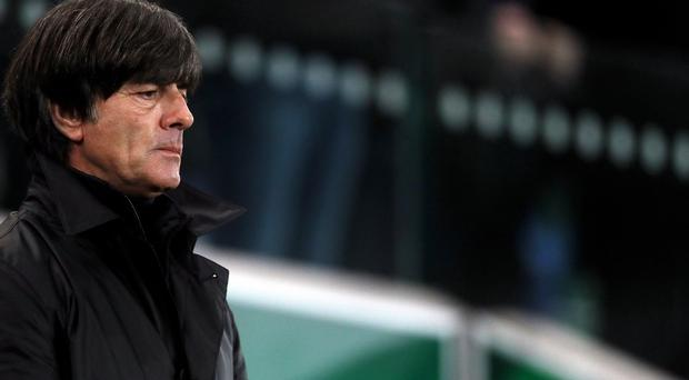 Joachim Low sees room for improvement