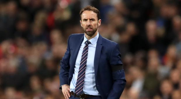 Gareth Southgate will lead England to a major tournament for the first time