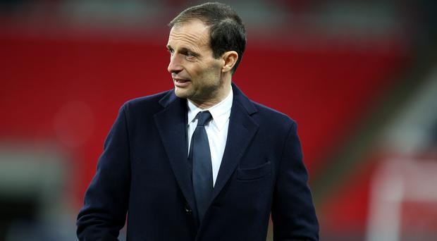 Massimiliano Allegri is not looking too far ahead