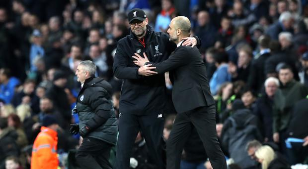 Liverpool manager Jurgen Klopp and Manchester City boss Pep Guardiola both have issues to address ahead of their Champions League quarter-final