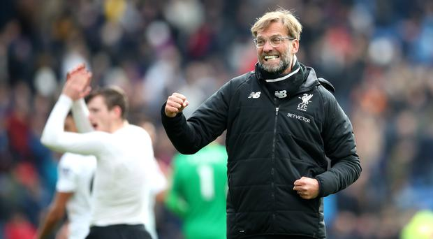 Liverpool manager Jurgen Klopp admits bravery will be a key factor in combating Manchester City.