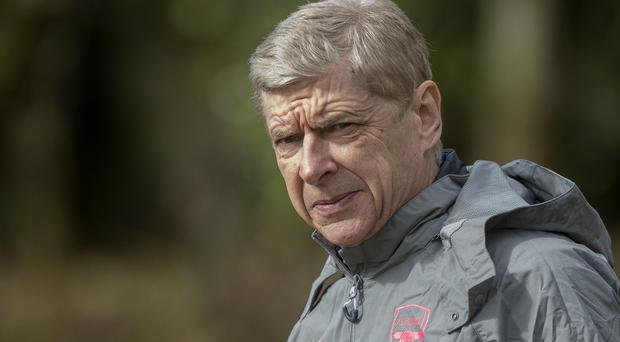Arsene Wenger's Arsenal are aiming for European glory
