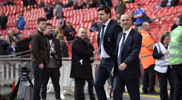 Mauricio Pochettino is not interested in what Daniel Levy has earned