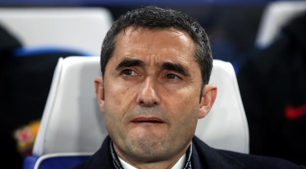 Barcelona manager Ernesto Valverde is set to rotate his side for the LaLiga match with Leganes