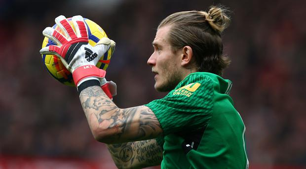 Liverpool goalkeeper Loris Karius is relishing their Champions League quarter-final second leg at former club Manchester City.