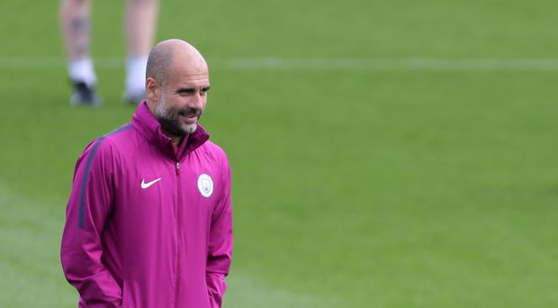 Manchester City manager Pep Guardiola hopes his side can produce perfection to beat Liverpool