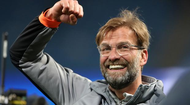 Liverpool manager Jurgen Klopp believes his side beat the best team in the world after win over Manchester City