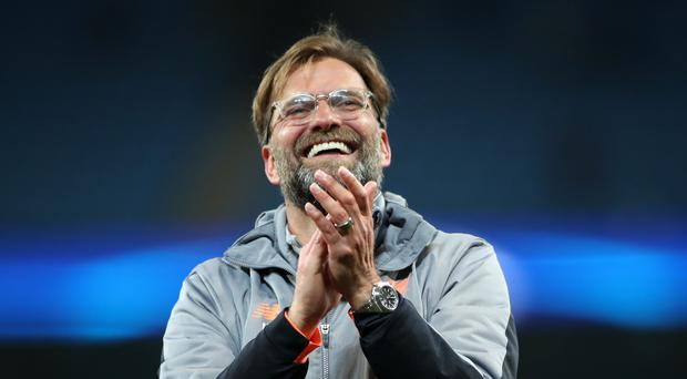 Liverpool manager Jurgen Klopp does not want his side to be compared to Europe's heavyweight clubs just yet.