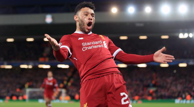Liverpool's Alex Oxlade-Chamberlain believes two wins in a week over Manchester City could prove hugely significant.