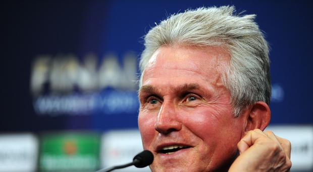 Jupp Heynckes is targeting Champions League glory after reaching the last four