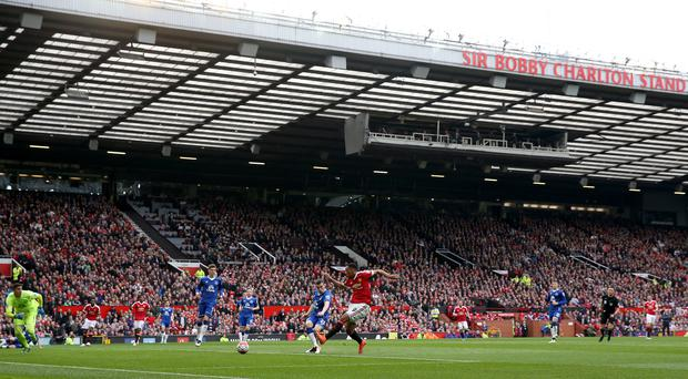 Manchester United v Everton – Barclays Premier League – Old Trafford