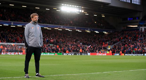Liverpool manager Jurgen Klopp will focus on his side and not their Champions League semi-final opponents.