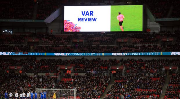 VAR will not be used in the Premier League next season