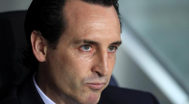 Unai Emery's Paris St Germain can win the title with victory over Monaco on Sunday