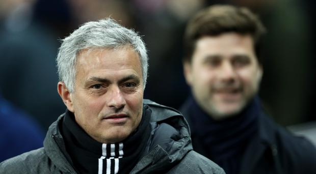 Manchester United boss Jose Mourinho says Tottenham do not have an advantage in playing Saturday's FA Cup semi-final at Wembley
