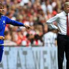Antonio Conte has praised Arsene Wenger's longevity