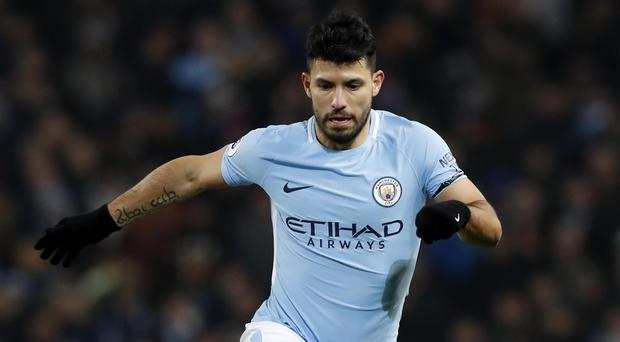 Sergio Aguero will not play again for Manchester City this season
