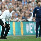 Old friends Jose Mourinho and Mauricio Pochettino were up against each other in the FA Cup semi-final