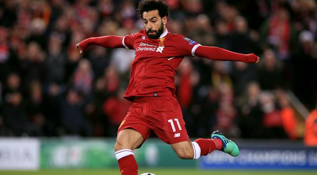 Liverpool's Mohamed Salah can expect a rough ride against former club Roma.