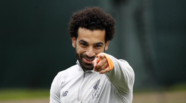 Liverpool and Egypt forward Mohamed Salah has received plenty of praise this season